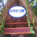 amar inn puerto morelos bandb front entrance - beachside hotel