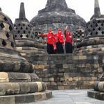 Photo de Temple de Borobudur