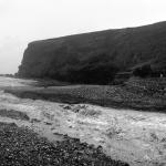 Panorama on a wild and windswept weekend