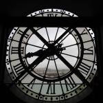 L'orologio con vista su Montmartre