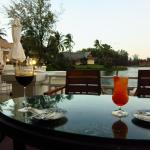 Cocktails by the Lagoon Club