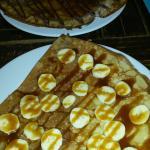 Banane caramel beurre salé