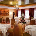 Gourmetrestaurant im Bülow Palais