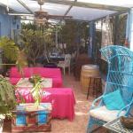 Cortijo Nuevo - front terrace