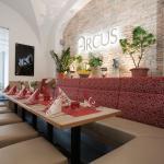 Caféhaus / Frühstücksraum
