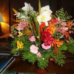 Welcome Back Flower Arrangement