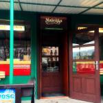 cafe - entrance