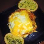 exquisita lasagna