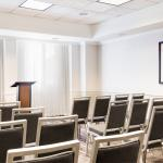 Patton Meeting Room - Theatre Setup