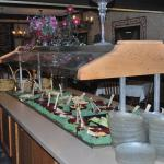 Soup & salad bar