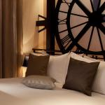 Hotel Secret de Paris chambre Musee d'Orsay