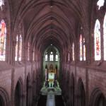 Parte interior basílica