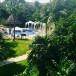 View from room 33028 villa 30 B