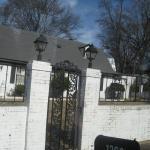 Vernon Presley's house