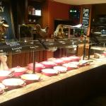 King and Miller with a carvery and nice desserts