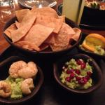 Trio of Guacamoles with house made chips
