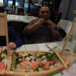 Love boat sushi