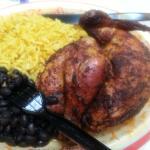 My lunch at Sunshine Seasons
