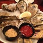 Oysters on the Half Shell...Mmmm!