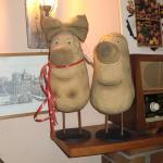 Zwei nette Kartoffeln