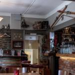 Interior of the Fork & Tap
