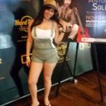 Duarante el concierto de Marco Antonio Solís. Área de Eventos y Pasillo Central