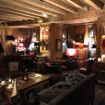 Salon et Bar