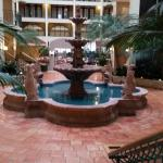 Beautiful atrium!