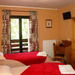 Double room of La Belle Etoile