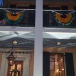 Foto de The Parisian Courtyard Inn