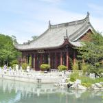 Montreal Botanical Gardens Foto