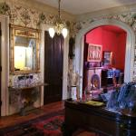 Much more beautiful in person. Each fixture, painting and price of furniture has a story. Just a