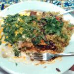 Enchiladas at Chili's, Ankeny
