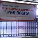 Foto Mie Koclok Pak Rasita