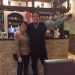 Chuan wei chuan china restaurant Foto