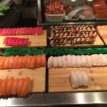 Ginza Japanese Buffet Foto
