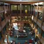 Many Glacier Hotel Foto