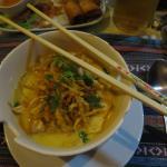 Delicious Khao soi!