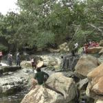 Kaigal Water Falls - As seen from different angle