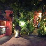Golden Temple Villa - Entrance