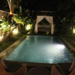 1 bedroom villa pool