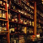 Heaven is a well stocked bar