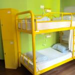 9 Bed Mixed Dorm