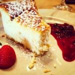 Cheesecake! (Gluten free!)