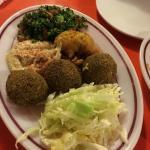 Vegetarian Mixed Platter