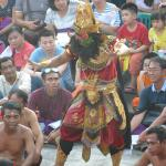 Kecak and Fire Dance Foto