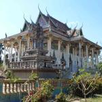 The Ek Phnom temple