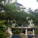 Club Bamboo Boutique Resort and Spa Foto