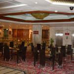 Upper dining lobby