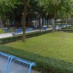 Commander Ho Yin Parque in Macau - seating area